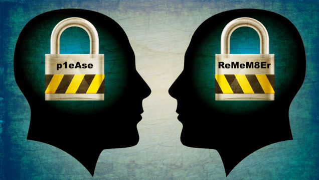 Recordar contraseñas seguras